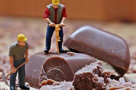 ギャバチョコは太る?ダイエット効果?気になるカロリーは?