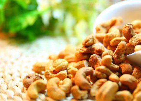 カシューナッツは太る?ダイエット効果とカロリーを公開!
